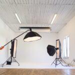 室内の動画撮影は簡易照明で十分